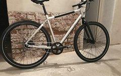 Giant Seek 1, XL, Alu Raw, Urbanbike Stadtrad