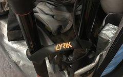 Rock Shox Lyrik RCT3 160mm 170mm 650b fast neu