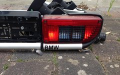 BMW Fahrradträger X 1