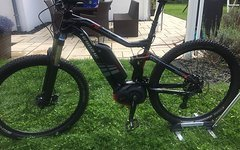 Haibike Xduro FS RS 27,5 S Pedelec 45 km/h