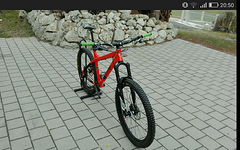 Orange Bikes Orange Crush S Hardtail Größe L