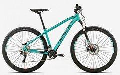 Orbea Mountainbike MX 29 MAX Gr. 47cm 2017 Neu