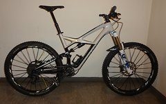 Specialized Enduro Expert Carbon 650B Gr. L 2015