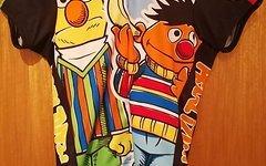 Pearl Izumi Ernie&Bert Sesamstraße Gr. XXS!Rar