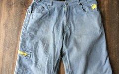 Local Outerwear DH/Enduro Hose in Gr. L in Jeansoptik