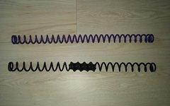 Fox 40 Titanfeder lila purple schwarz black