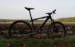 On One Carbon 456 rigid singlespeed