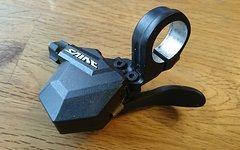 Shimano Saint Shifter für verstellbare Sattelstützen mit Bowdenzug