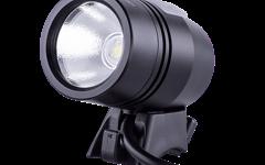 Azonic Laramy Helmlampe 850 Lumen CNC Aluminium UVP 99,95 NEU 61 Gramm