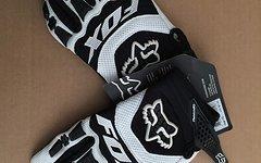 Fox Clothing Dirtpaw Handschuhe weiss Gr.L Race Glove Downhill Freeride Dirt Mtb