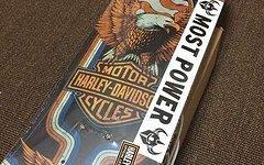 Harley Davidson Wandleuchte Deko