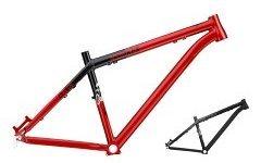 "NS Bikes Clash Allrounder Rahmen 26"""
