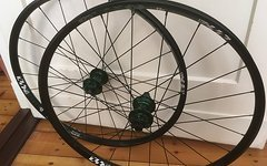 Tune King Kong Twenty Four 26Zoll 4-Cross/MTB LRS Tubeless ready