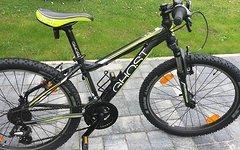 "Ghost Powerkid 24""  Kinder Jugend Mountainbike Fahrrad 24 Gänge"