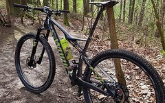 Specialized Epic S-Works Rahmenset