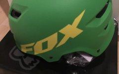 Fox Transition Helm 52-54 cm Green Gr. S neu