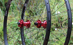 Radsporttechnik Müller Laufradsatz Tune King Kong(red)Ryde Trace Trail CX Ray 1570g Twentyniner 29