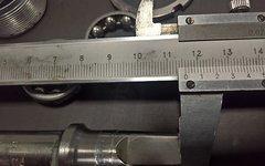 Shimano Innenlager Vierkant BSA 68/116 mm