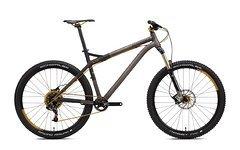 NS Bikes Eccentric Alu Trailhardtail, Gr.M Neu