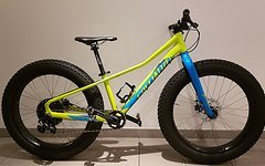 Specialized Fatboy 24 Kinderfatbike Customaufbau