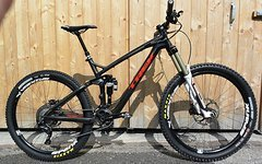 Trek Slash 9.9 Carbon 2016 650b