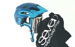Seven Protection 7 Protection M2 Helm - MD / LG (56-59cm)
