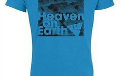 """Brothersindirt T-Shirt """"Heaven"""" blue M *NEU*"""