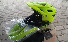 Giro Switchblade, Größe M(55-59cmj),Lime/Black