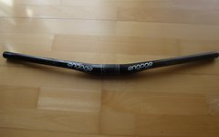 Engage (Ax Lightness) Carbon MTB Lenker b= 660mm, 15mm rize, 178 Gramm (gebraucht)