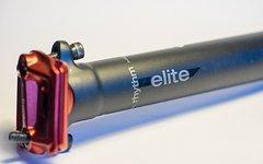 Bontrager Rhythm Elite 31,6mm rot oder titanfarben