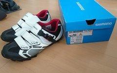 Shimano SH-M088WE Gr. 41, MTB-Schuhe, breite Version