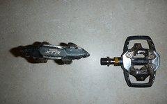 Shimano XTR PD-M985 Klickpedale mit Käfig
