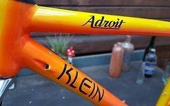"""Klein Adroit, 20"""", Koi"""