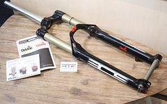 "BOS Deville TRC 3-Ways Federgabel 160mm / 27,5"" Black 100x15mm Achse"