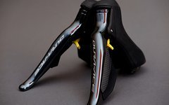 Shimano Dura Ace Di2 ST-R9170 STI für Scheibenbremsen - 2x11-fach - Paar