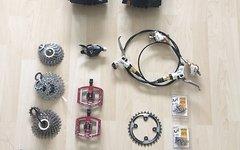 Answer Pro Taper Teile-Paket Heiße Teile zu top Preisen!! Reinschauen lohnt sich!