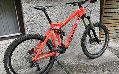 Kraftstoff FR bike 180mm