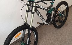B'twin Downhillbike Drowp 9