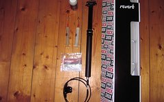 Rock Shox Reverb Stealth 125mm (30,9 / 420mm) in top Zustand