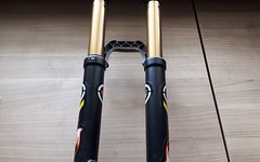 "Fox 36 RC2 Factory Kashima TALAS 160mm 27,5"" 2015"