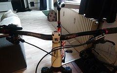 Syncros Chromag Lenker + Sixpack Vorbau