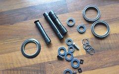 Cannondale Trigger  26 Zoll Modell 2013 MTB Ersatzteile Lagersatz Bolzen etz.