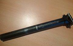 Syntace P6 Sattelstütze 31,6 x 350mm schwarz