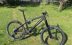 Liteville 301 MK8 L Black (11,10kg)