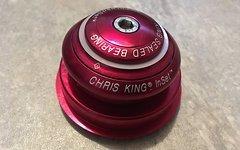 Chris King InSet i2 Steuersatz rot tapered ZS 44 / 56