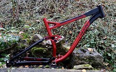 Radon Swoop 175 SE Rahmen Größe L/20 Zoll All Mountain Enduro Freeride Downhill