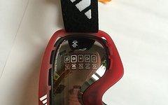 Adidas ID2 Goggle Ski Bike Brille NEU