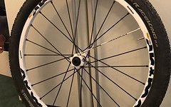 Mavic Crossmax sx VR 15x100 und 20x110 dirt downhill Enduro mtb
