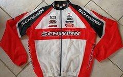 Schwinn Homegrown Team Windjacke Gr.L! Selten