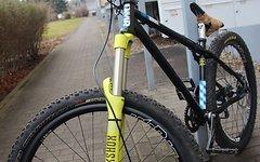 """Dmr Bikes DMR Omen 15"""" Rock Shox Argyle RCT 130mm 26"""""""